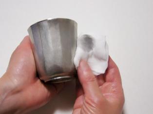 錫器の手入れ方法