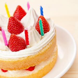 誕生日のプレゼント