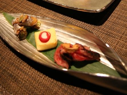 錫製和食器【笹巻長皿】作家「小泉均」